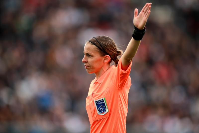 Stéphanie Frappart arbitrera la rencontre (officiel) — Supercoupe d'Europe