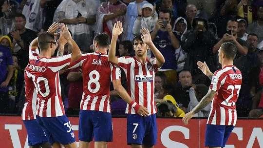 Heure, chaîne... Tout savoir sur le match amical de l'ICC entre l'Atlético Madrid et la Juve. EFE