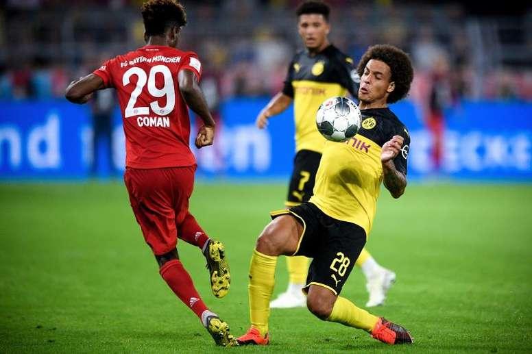 El Bayern defiende su corona en una Bundesliga más equilibrada. EFE