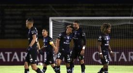 Duelo de Independientes en la Sudamericana. EFE