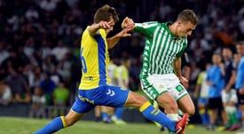 Canales apunta a titular en el Camp Nou. EFE