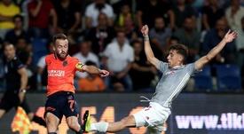 Tsimikas, rival de Junior Firpo pour renforcer le Napoli. EFE