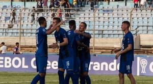 Los triunfos de Zulia e Independiente, en seis claves. EFE/ Henry Chirinos