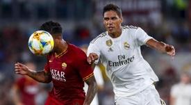 Madrid paid more money. EFE