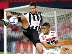 Palmeiras no supo aprovechar el 'pinchazo' del líder. EFE