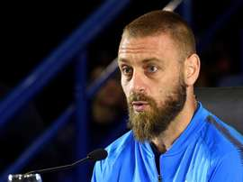 De Rossi still does not have the UEFA Pro License. EFE/Archivo