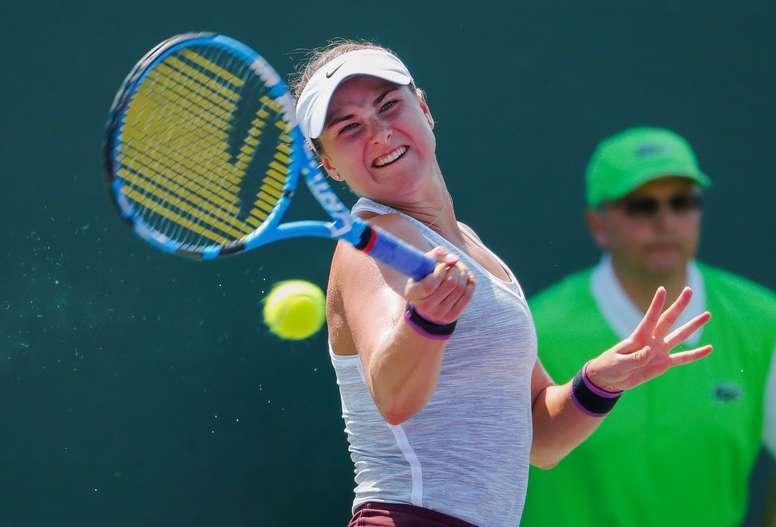 Rebecca Peterson, tenista sueca. EPA/ERIK S. LESSER/ARCHIVO