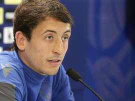 Oyarzabal répond aux rumeurs concernant un départ vers Manchester City. EFE