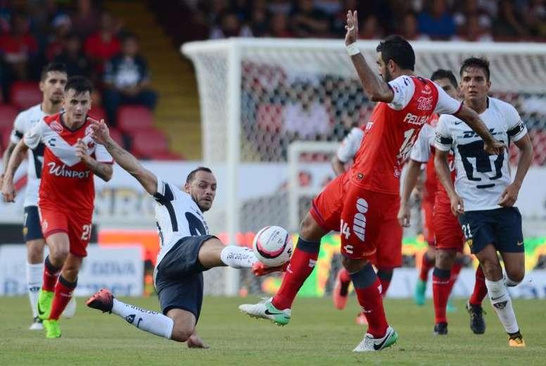 Sevilla intend to buy a club in Mexico. EFE