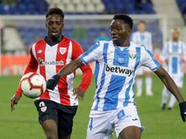 Levante want Kenneth Omeruo. EFE