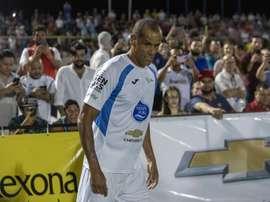 Rivaldo volverá a vestirse de corto. EFE/Jorge Torres
