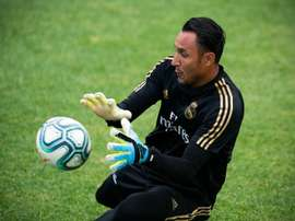 Madrid already know what they want in Keylor replacement. EFE
