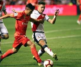 Alex Moreno sur le point de rejoindre le Betis.