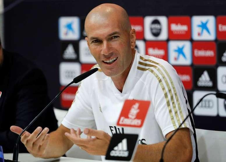 Real Madrid, ¿candidato al título de Liga? EFE