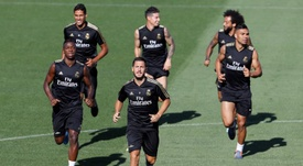 Marcelo makes it clear that no more signings are needed. EFE