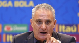 Tite asks for calm and understanding with Vinicius. EFE
