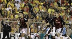 El Alajuelense del argentino Carevic busca sostener el liderato en Costa Rica. EFE
