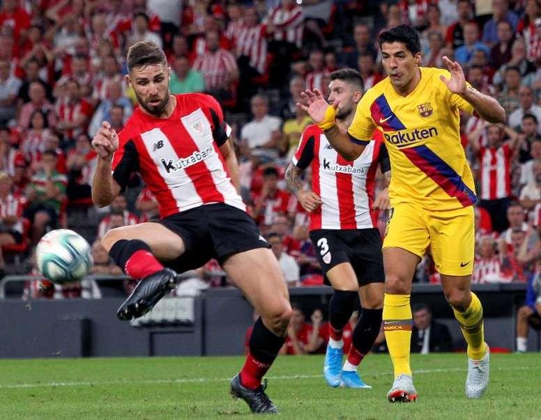 LaLiga arranca com derrota do Barça. EFE