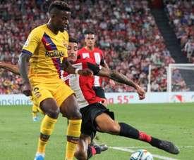 Semedo é afastado do Barça por polêmica na quarentena. EFE