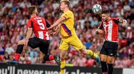 Yeray no terminó contento por el resultado. EFE/Javier Zorrilla