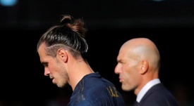 El Madrid cambió... de actitud. EFE