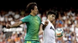 Oyarzabal hizo el 1-1 en el minuto 101. EFE