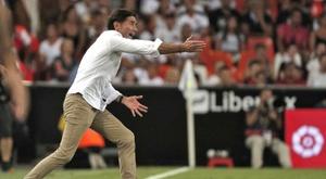 La malédiction de Valence lors des secondes journées de Liga. EFE