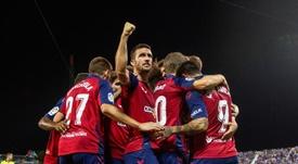 Mallorca, Osasuna y Granada ya dan guerra en Primera. EFE