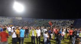 CONCACAF aumenta la sanción a Olimpia y Motagua. EFE