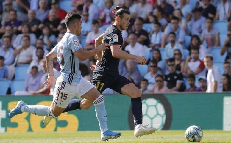Real Madrid - Celta de Vigo: onzes iniciais confirmados. EFE