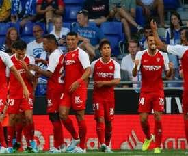 Emprestados pelo Real Madrid estão dando conta do recado. EFE
