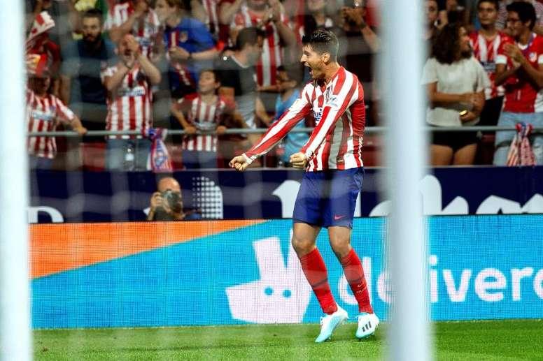 Atlético de Madrid também vence na estreia. EFE