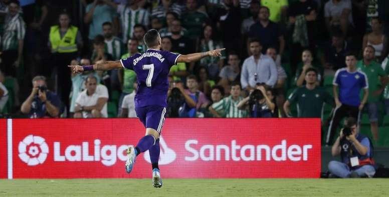 Sergi Guardiola, decisivo a las primeras de cambio. EFE