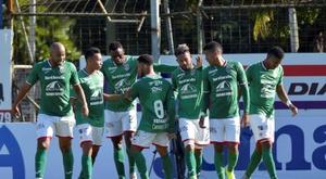 Marathón no afloja y Platense da la sorpresa ante Olimpia. EFE/José Valle/Archivo