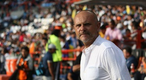 Monarcas Morelia anunció la destitución de Torrente. EFE/David Martínez Pelcastre/Archivo