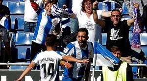 Le dernier obstacle est en Ukraine pour l'Espanyol. EFE