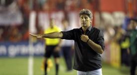 Renato Gaucho, légende vivante du Gremio.  EFE/Demián Estévez/Archivo