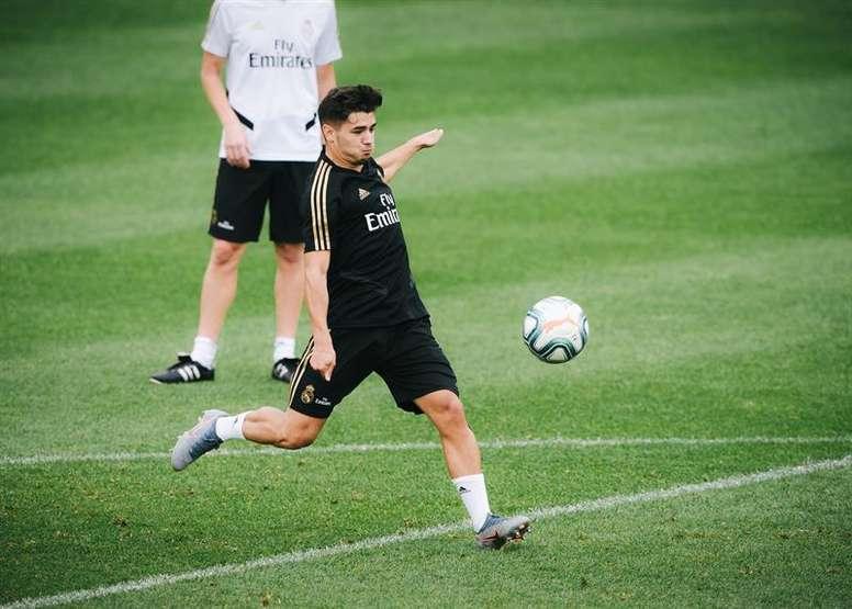 Le Real Madrid veut envoyer Brahim en prêt. efe