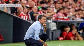 Valverde has tough decisions to make on who to play. EFE