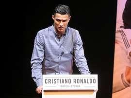 Advogados de Cristiano admitem que pagaram à suposta vítima de violação. EFE/ Kiko Huesca/Archivo
