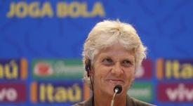 Marta y Formiga lideran la lista de Brasil. EFE