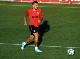 Milan reviendrait à la charge pour Correa en janvier. EFE