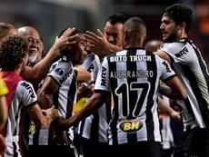 Mineiro reina en el caos. EFE/Yuri Edmundo