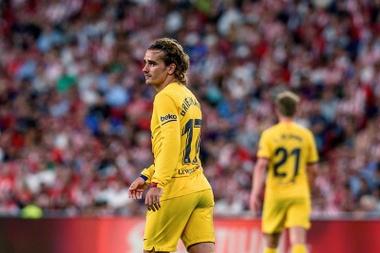 El Barcelona necesita ganar para espantar fantasmas. EFE