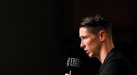 Le XI de rêve de Fernando Torres. EFE