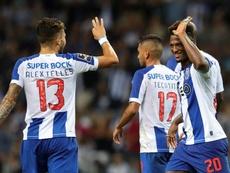 El Oporto se medirá al Benfica en el gran duelo de la jornada. EFE