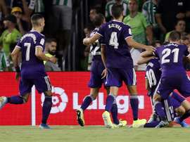 El Valladolid, a por todas al Bernabéu. EFE