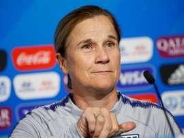 Jill Ellis hablará en el congreso de la FIFA. EFE