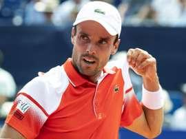 El tenista español Roberto Bautista Agut. EFE/EPA/PETER SCHNEIDER/Archivo