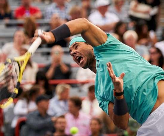 El tenista número 2 del mundo, el español Rafael Nadal. EFE/EPA/VALERIE BLUM/Archivo